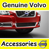 Genuine Volvo V70 (08-13) Front Bumper Lower Chrome Strip