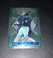 1995 Finest #118 Ken Griffey Jr.Team: Seattle Mariners