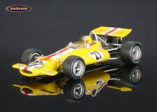 McLaren m7c Cosworth v8 f1 GP USA 1970 Joakim Bonnier, Spark 1/43 s3135