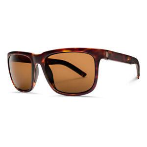 Electric Knoxville Sport Matte Tort Sunglasses w/ Bronze Lens Lens