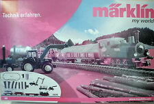 Märklin H0 29310 Startset Forstwirtschaft