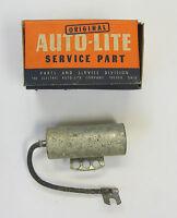 Vintage Auto-Lite Condensor, 162671K, New Old Stock