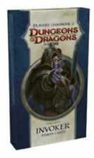 Dungeons & Dragons Players Handbook 2 Invoker Cards