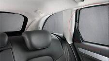 GENUINE AUDI A6 C7 AVANT ACCESSORY REAR DOOR WINDOW 2 PIECE SUN BLIND SHADE KIT