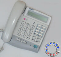 LG Nortel LKD-8DS Phone Telephone - Inc VAT & Warranty - Free UK Delivery