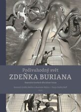 BIG BOOK Z.BURIAN 2018 NEW The Wonderful World of Zdeněk Burian - WATCH VIDEO !