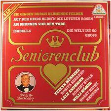 Seniorenclub, präsentiert von Lou van Burg, VG/VG, 3- LP Box (5017)
