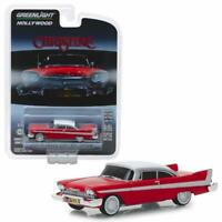 GREENLIGHT 44840 B CHRISTINE 1958 PLYMOUTH FURY EVIL VERSION DIECAST CAR 1/64