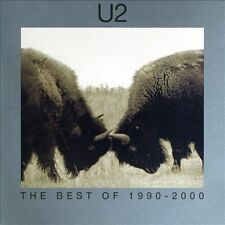U2 THE BEST OF 1990-2000 & B-SIDES CD BRAND NEW SEALED