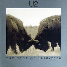 The Best of 1990-2000 [Bonus Tracks/DVD] [Limited] by U2 (CD, 2002, 3 Discs,...
