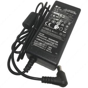 LG Genuine OEM AC Adapter LCAP25B 100-240V 19V 2.1A Monitor Power EAY62850504