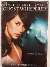 Ghost Whisperer - The Second Season (DVD, 2007, 6-Disc Set) New