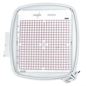 """Creative Quilters Hoop for PFAFF Embroidery Machine 200m x 200m 8""""x8"""""""