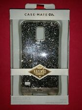 NEW Case Mate BRILLIANCE Case for Samsung Galaxy S5, GORGEOUS!!! (+Temp Glass)