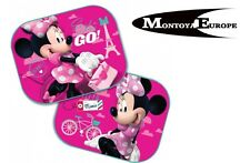 2x Disney Minnie UV Parasol CLARO niños infantil parabrisas GAFAS