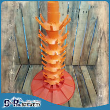 Bottle Tree - Holds 63 -  All Grain, Coopers, Fermentor, Bottle Rinser