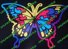 Autism Awareness Butterfly Disability Disabled Car Van Sticker euro dub jdm