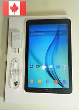 Samsung Galaxy Tab E SM-T560 16GB, Wi-Fi, 9.6in - Black