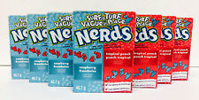 Wonka Nerds Surf & Turf Raspberry and Tropical Punch 7 Packs FREE SHIPPING