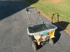 Scotts Pro EdgeGuard Broadcast Spreader-Never Used-