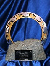 BEYOND RARE OFFICIAL XENA PROP REPLICA: LIMITED EDITION ICONS CHAKRAM W/ Rock D.