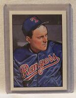 1990 Bowman Art Card Sweepstakes Nolan Ryan HOF NM/M