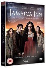 JAMAICA INN (2016): BBC adaptation Daphne du Maurier TV Season Series NEW DVD UK