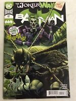 BATMAN #97 - COVER A & B - JOKER WAR - DC COMICS 2020