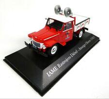 IAME Rastrojero Diesel (1962) 1/43 Voiture Miniature SALVAT Model Car SA03