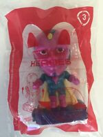 McDonalds VISION #3 Happy Meal MARVEL Studios Heroes Holiday Gift