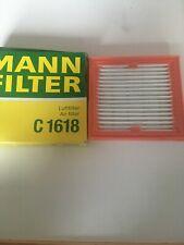 Mann Air Filter C1618 For Nissan Micra 1.0i 16V 1.3i 16V 1.4i 16V