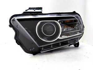 Ford Mustang 2013 2014 HID Xenon Headlight Left Hand OEM DR33-13006