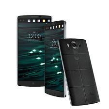 "LG V10 Space Black 64gb Smartphone 5.7"" Unlocked Mobile 4g LTE H961N"