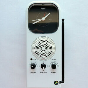 BMW Classic Rowenta Sport Retro Car Accessory Alarm Radio Desk Clock Watch