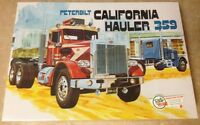 AMT Peterbilt 359 California Hauler 1/25 plastic truck model kit new 866