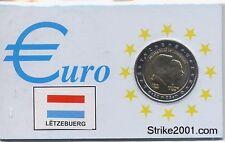 2 EURO COMMEMORATIVO LUSSEMBURGO 2005 FDC