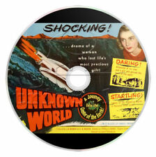 Unknown World (1951) Bruce Kellogg Adventure, Sci-Fi Film / Movie on Dvd