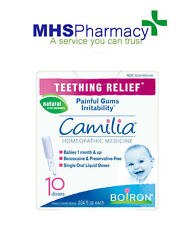 Camilia, Teething Relief, 10 Liquid doses.