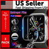 3PC TPU Hydrogel Screen Protector For Apple iWatch Watch 2/3/4/5/6 38/42/40/44mm