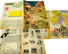 CIRIO regala catalogo 1963