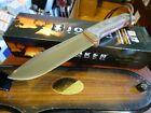 "JOKER 10"" NOMAD SURVIVAL KNIFE GREEN MICARTA HANDLE BOHLER N695 BLADE LEA SHEATH"