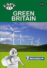i-SPY Green Britain (Michelin i-SPY Guides) by i-SPY (Paperback, 2010)