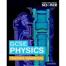 Veinte primer siglo de la ciencia: GCSE Physics profesor manual por Mary..