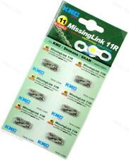 Six (6) Pack KMC 11R 11-Speed Missing Link Re-Usable for SRAM Shimano 11S Chains