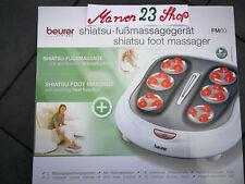 Beurer FM 60 Shiatsu Foot Massager 18 Massage Heads Heat Function GENUINE NEW
