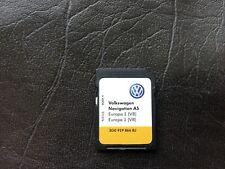 VW DISCOVER SAT NAVIGATION SD CARD WESTERN EUROPE 2018 MAPS V8 3G0 919 866BJ