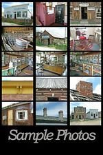 ,No Frills Prototype Photo CD Guide to Modeling Western Town Structures Volume 1