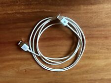 Genuine Apple Thin Firewire 400 to 400 6 pin cable 1.8m