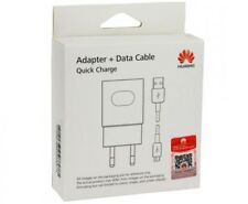 Original Huawei 2A Schnellladegerät für Huawei Mate S / 7 / 8 Ladekabel Weiß