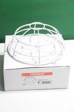 NEUF: Panier protection plafonier  série PD , blanc LUXOMAT 92199 pour detecteur